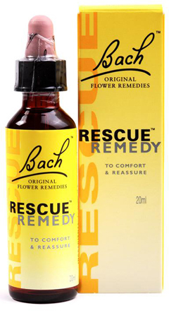 Bach Rescue Remedy. 20ml.