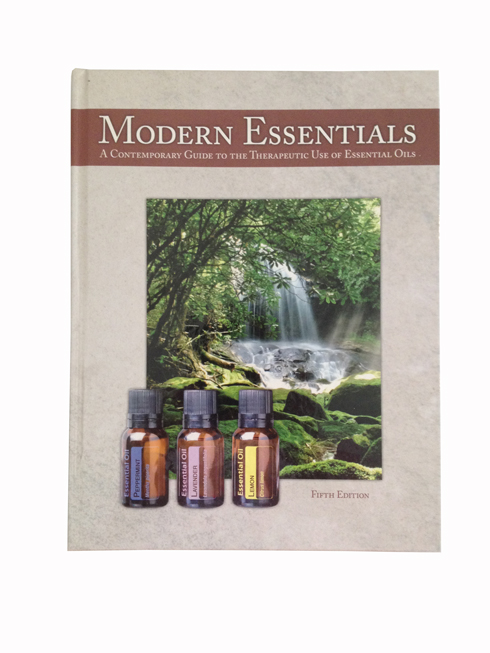 """Modern Essentials Fifth Edition: A Contemporary Guide to the Therapeutic Use of Essential Oils."""